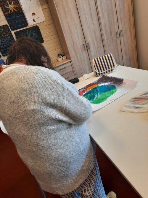 beeldend atelier 6
